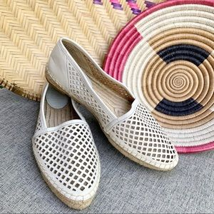 Frye Leather Espadrilles